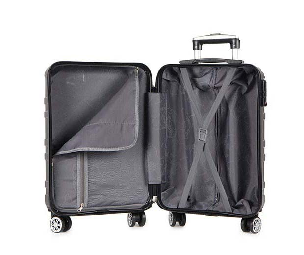 valise grande taille 75 cm snowball 876031