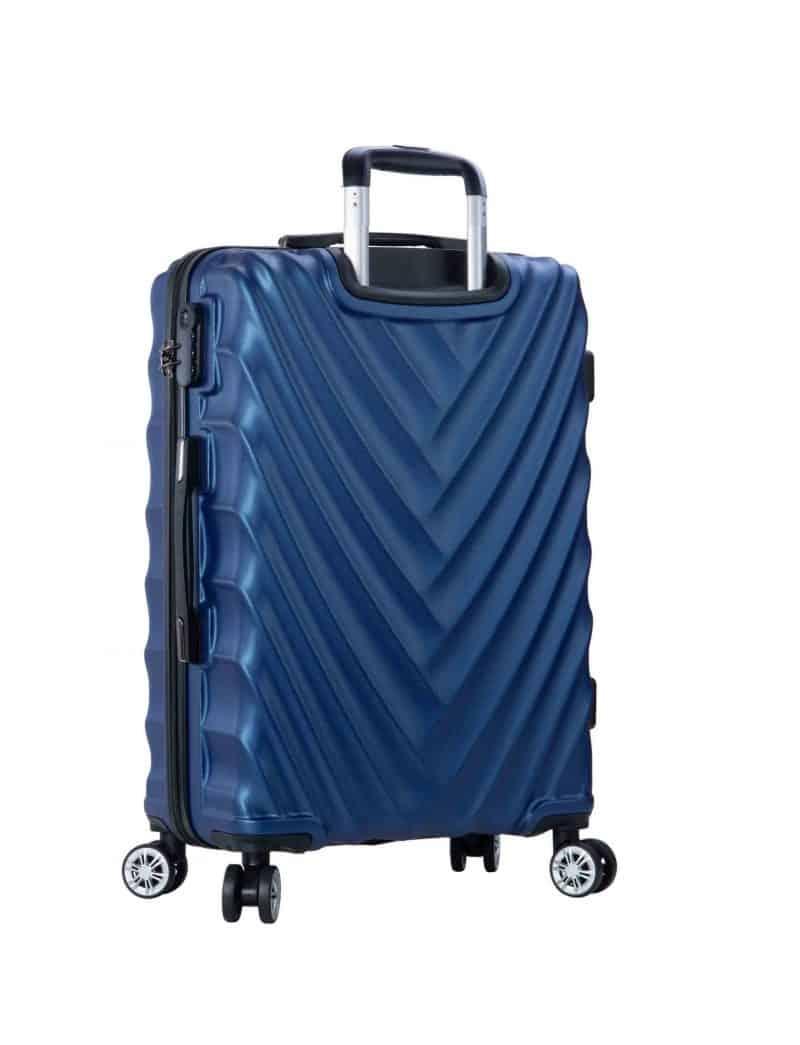 valise cabine 55 cm madisson bleu 95503R21t