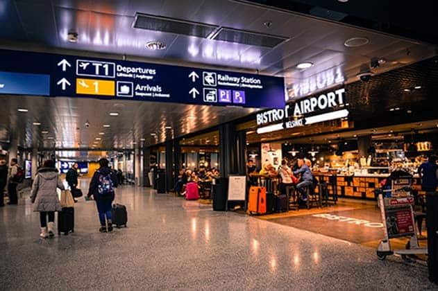 Valise et bagages de voyage