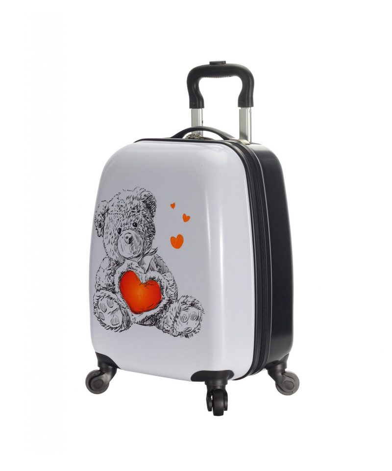 valise cabine enfant pas cher ourson