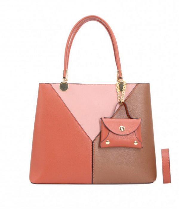sac à main multicolore pour femme