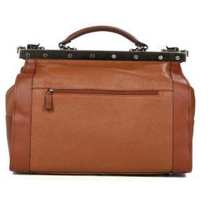 """sac de voyage en cuir 42 cm """"Diligence"""""""
