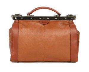sac de voyage en cuir diligence katana marron
