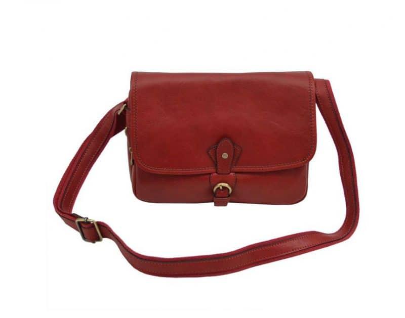 sac à bandoulière pour femme katana rouge