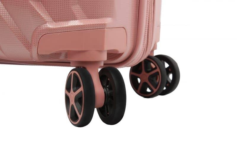 valise rigide polypropylène 04203