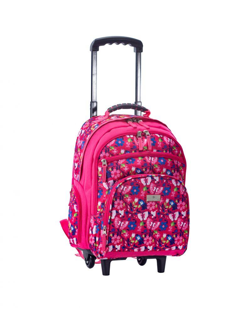 sac à dos cm1 cm2 rose pour fille