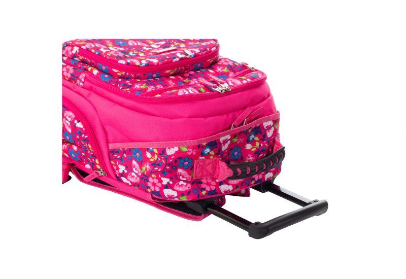 sac à dos rose cm1 cm2 pour fille