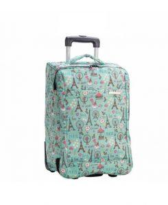 valise cabine pliable 51 cm paris madisson