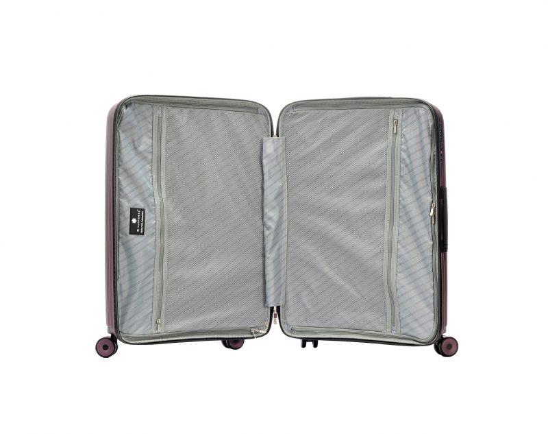 valise cabine rigide polycarbonate 55 cm