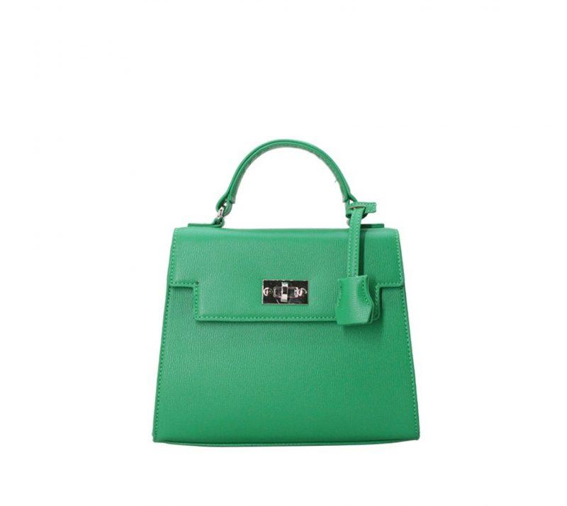 petit sac à main vert tendance pas cher