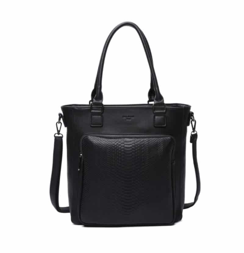 sac cabas A4 gallantry noir
