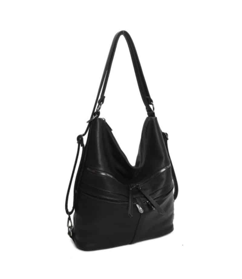 sac porté épaule noir gallantry