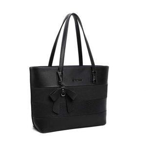 sac cabas A4 épaule gallantry noir