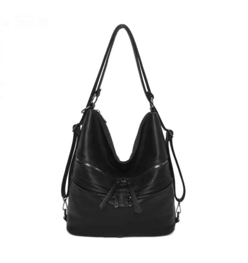 sac porté épaule noir