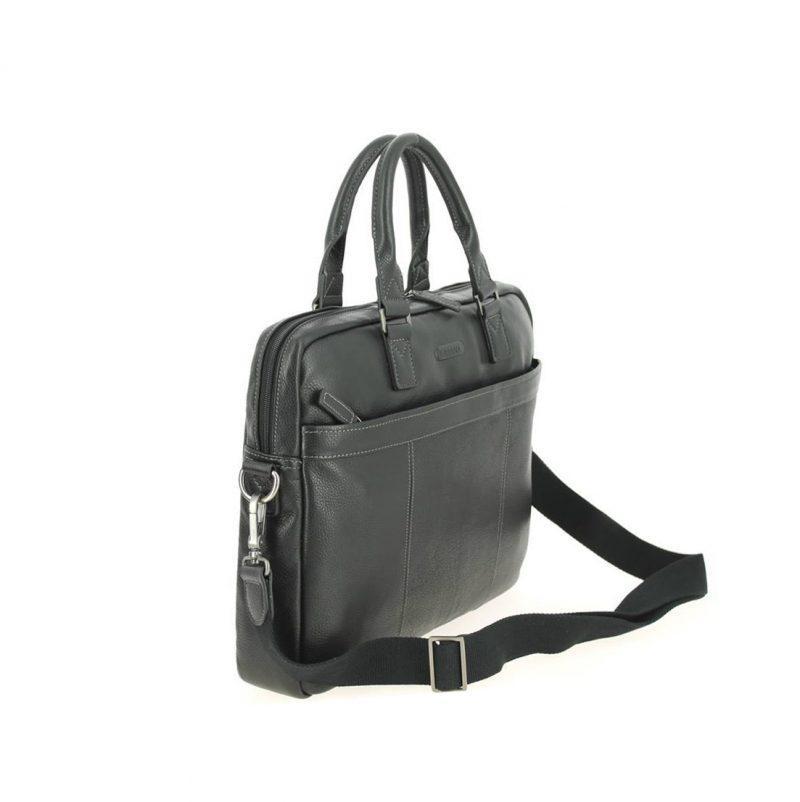 sacoche ordinateur portable noir katana